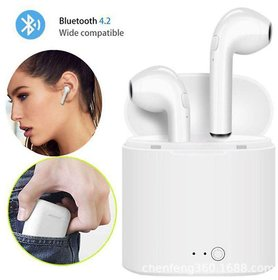 Grind Sapphire Dual Bluetooth Wireless Headset Airpod, I7s Tws