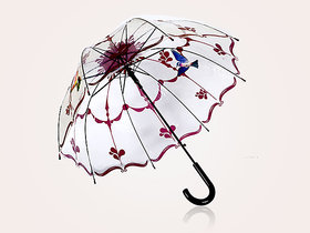 Merun Transparent Umbrella