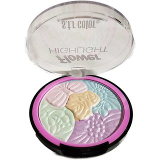 S.F.R Color Flower Highlighter  (MultiColor)