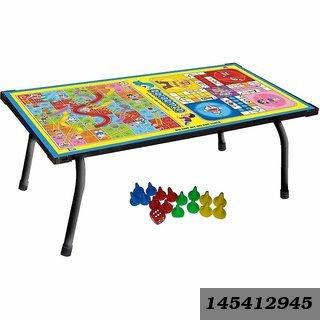 Multi-color Multipurpose Table for Kids