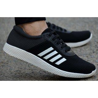 Black Sports Shoes for Men