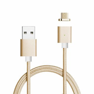 Tech Gear V8 Magnetic Cable Universal Micro USB Data Cable for Android Smartphone Cables