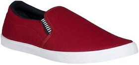 Weldone Brand New Stylish Men's Canvas Casual Shoes