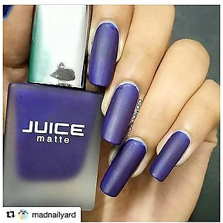 Juice Matte Lovely Nail Paint Shade - M11