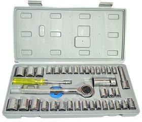 AIWA 40 Pieces Combiantion Socket