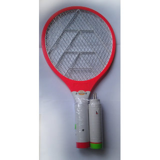 OA Rechargeable Mosquito Racket with Led Torch