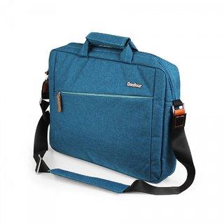 Dasfour Unisex Hi-Style Oxford Office Laptop Bag Messenger 14.1, Mento Green