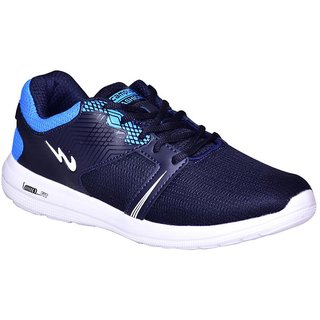 Campus Blue Running Shoes