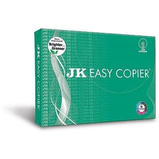 JK White Easy Copier Paper - A4, 70 GSM, 500 Sheets, 1 Reams