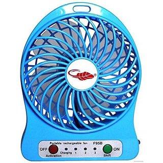 FAN MINI -COD Powerpak Portable Wireless Rechargeable Mini Fan