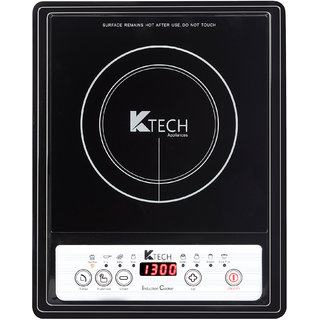 Ktech INDUCTION STOVE 1800 Watt Induction Cooktop