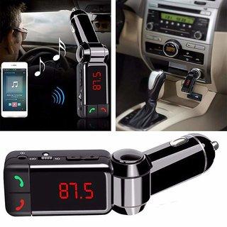 EREIN Car MP3 Audio Player Bluetooth FM Transmitter Transmiter FM Modulator Car Kit LCD Display USB Charger