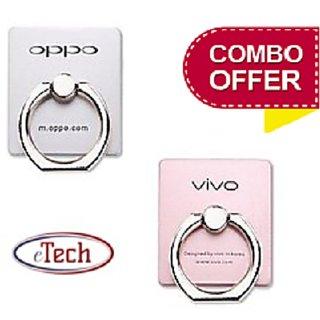 eTech Combo Pack Of OPPO and VIVO Ring Holder