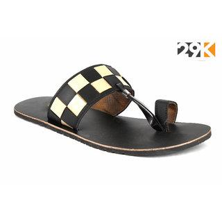 29K Men's Black Slippers