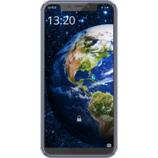 VOTO V9 (5.85, 3GB+32GB, Fingerprint, Notch Display) Blue