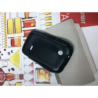 the best attitude 24a64 b2d93 Buy SHINY Silicon Soft Back Cover Case For Sony Xperia Tipo ST21i ...