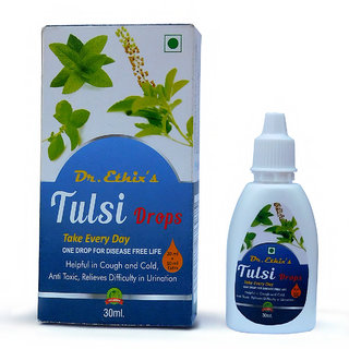 Dr. Ethix Tulsi Drops 30ml