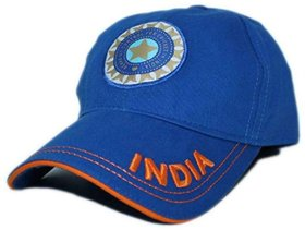 Tahiro Indian Cricket Team Cap for Boys  Girls - Pack Of 1