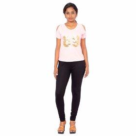 Facctum Wears, Leggings (BLACK, L)