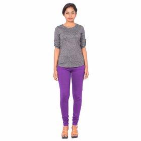 Facctum Wears, Leggings (VIOLET, L)