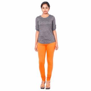 Facctum Wears, Leggings (ORANGE, L)