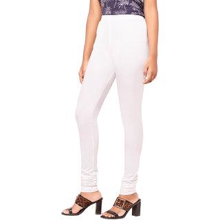 Facctum Wears, Women's Leggins - white(Size - S)