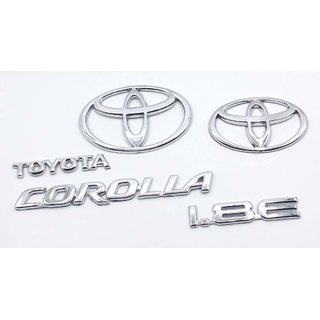 Dateen Toyota Corolla 1.8E Emblem