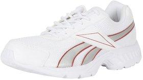 Reebok Men White Running Shoes - J15606
