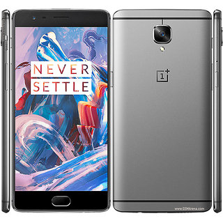 OnePlus 3 64 GB, 6 GB RAM Refurbished Mobile Phone