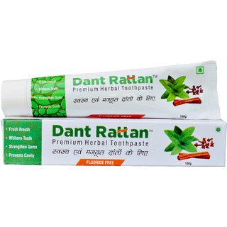 Dant Rattan Premium Toothpaste