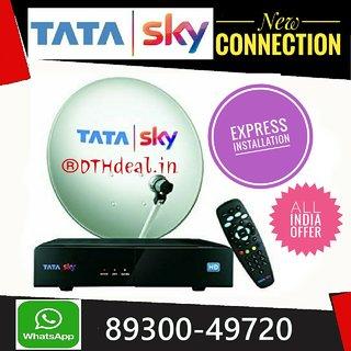 TATAsky HD BOX - Premium Sports english HD Pack(All india)