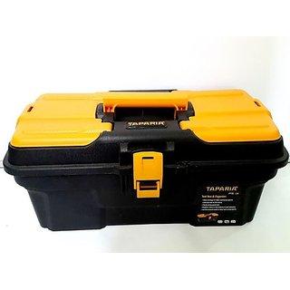 Taparia PTB16 Tool Box with Tray