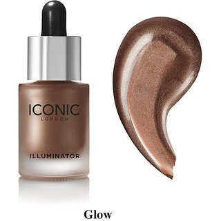 Iconic London Illuminator Drops 13.5ml ( Shade 3.0 Glow ) A Terracotta Toned Shimmer That Bestows A Rich Bronze