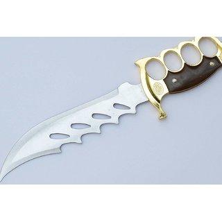 ANTIQUE HANDICRAFTS FIXED BLADE KNIFE (19 cm blade)