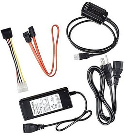 USB to SATA / IDE Adaptar Cable for HDD CDRW DVD !!