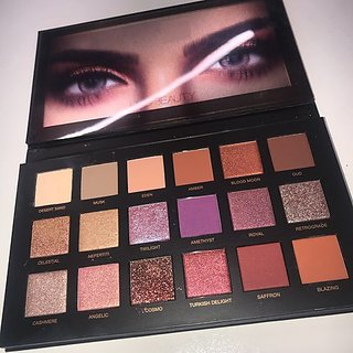 Desert  Dusk  Eye shadow Pallet by TMG.