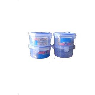 Airtight lock Box - Set of 4