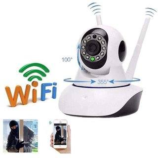WIFI Camera IP Dome 1280 x 720 Camera output on mobile through wifi connection