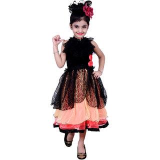 A&A FASHION Festive /party wear full length dress