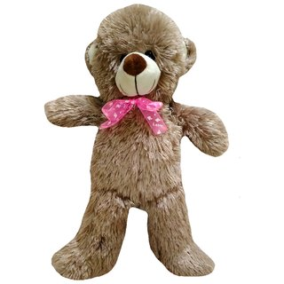 StarOne Collections Cute Teddy Soft Toy- 45cm (Brown)