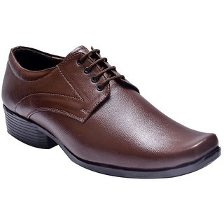 Global Rich Stylish Brown Color Formal Shoe For Men