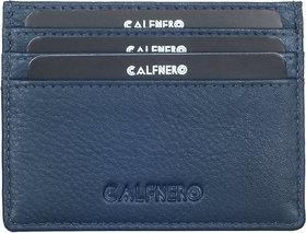 Calfnero Genuine Leather Card Case wallet