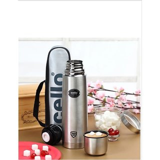 Cello Lifestyle 1000ml Stainless Steel Flask