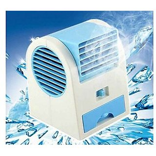 Hy Touch Super Mini Air Condtioning Fan Mini Portable USB Fragrance Water Cooler