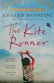 The Kite Runner Tenth anniversary edition  (English, Paperback, Khaled Hosseini)