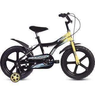 Hero Quicker 16T Yellow 40.64 cm(16) Road bike Bicycle