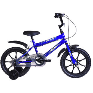 Hero Stomper 16T Blue 40.64 cm(16) Road bike Bicycle