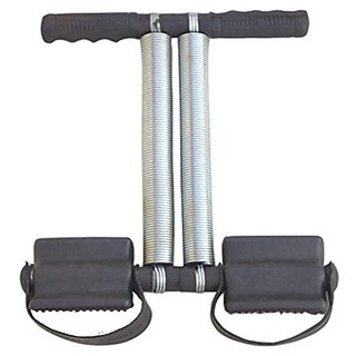 Double Spring Tummy Trimmer Ab Exerciser