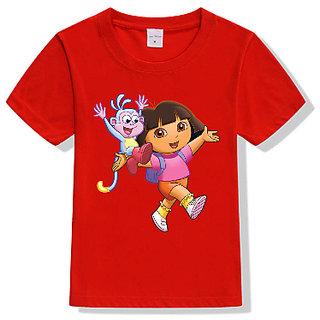 Dora & Bujji Kids Tshirt