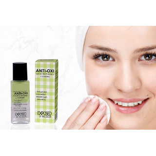 Incolor anti Pollution Anti Oxidant Make Up Remover